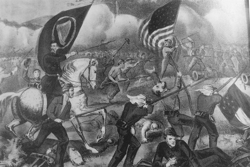 Battle of Bull Run 1861