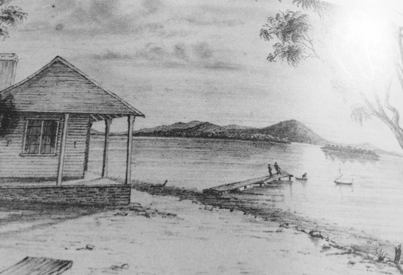 Meagher's Home in Tasmania,