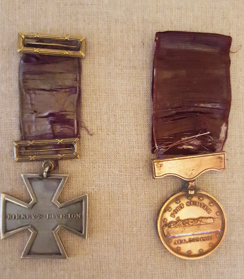 Meagher medals