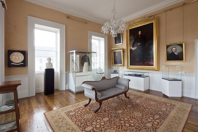 Thomas Francis Meagher Room