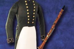 TF Meagher coatee & clarinet