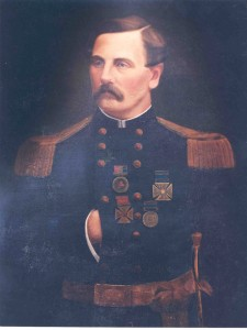 Thomas Francis Meagher, Granville Hotel